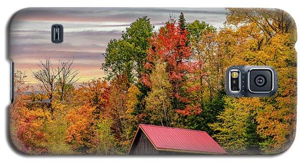Canadian Autumn Galaxy S5 Case