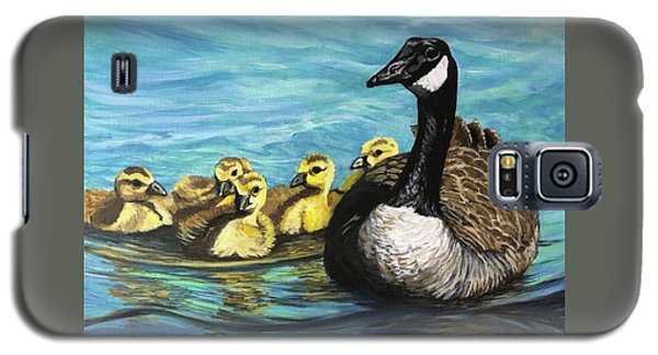 Canadian Goise And Goslings Galaxy S5 Case