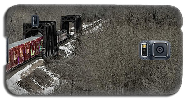 Canadian Pacific Holiday Train 2018 I Galaxy S5 Case