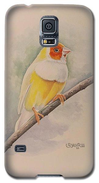 Canary Bird Galaxy S5 Case