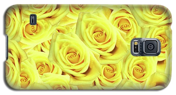 Candlelight Roses Galaxy S5 Case
