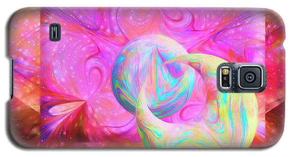 Candy Universe Galaxy S5 Case