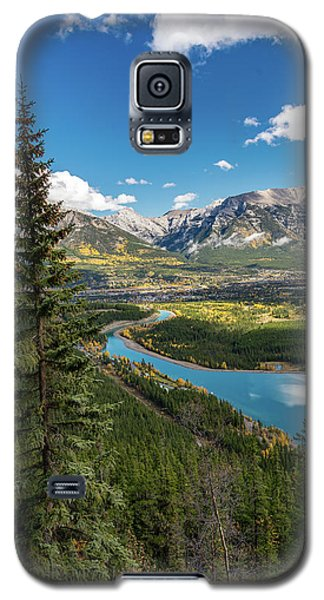 Canmore And Kananaskis Alberta Galaxy S5 Case