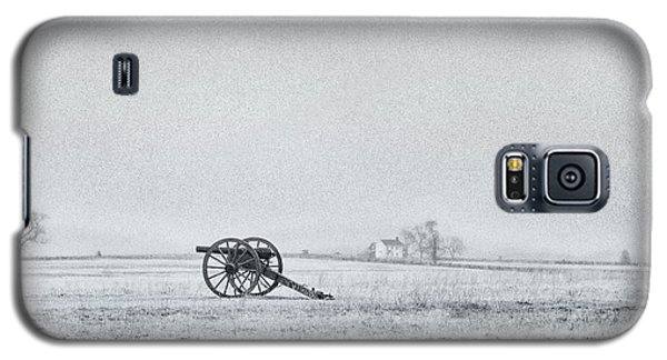 Cannon Out In The Field Galaxy S5 Case