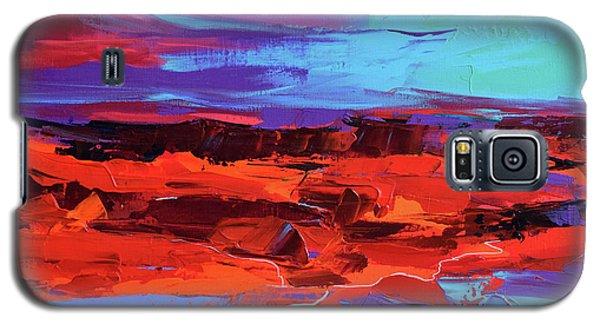 Canyon At Dusk Galaxy S5 Case