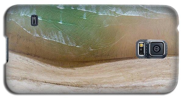 Cape Cod Beach Abstract Galaxy S5 Case