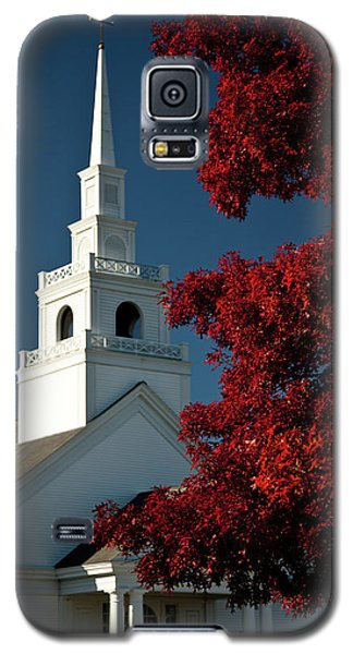 Cape Cod Red Galaxy S5 Case