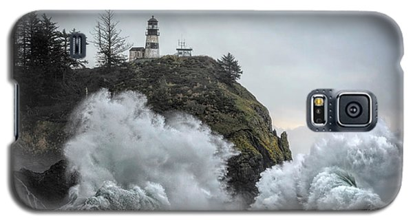 Cape Disappointment Chaos Galaxy S5 Case