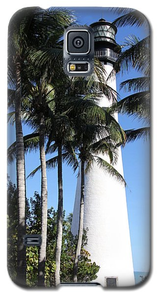 Cape Florida Lighthouse - Key Biscayne, Miami Galaxy S5 Case
