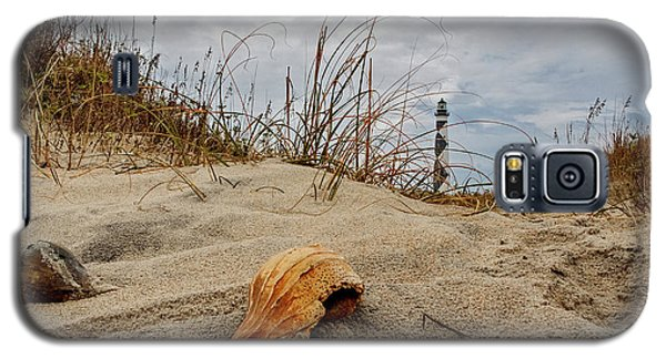 Cape Lookout Lighthouse Galaxy S5 Case