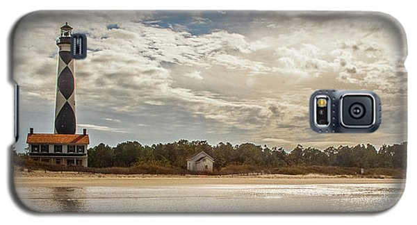 Cape Lookout Lighthouse No. 3 Galaxy S5 Case