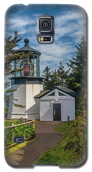 Cape Mereas Lighthouse Galaxy S5 Case