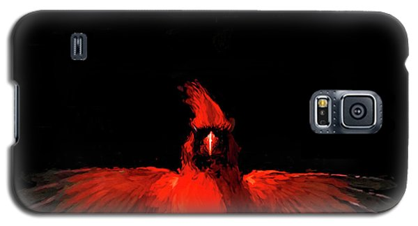 Cardinal Drama Galaxy S5 Case