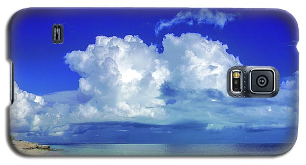 Caribbean Clouds Galaxy S5 Case