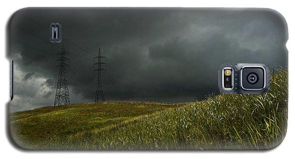 Caroni Grasslands Galaxy S5 Case