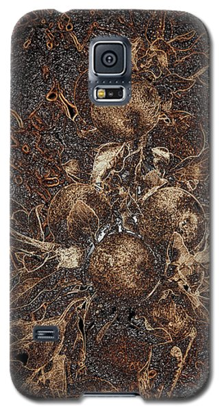 Carved Apples Galaxy S5 Case