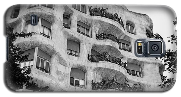 Casa Mila Galaxy S5 Case