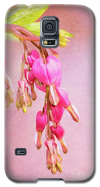 Cascading Bleeding Hearts Galaxy S5 Case