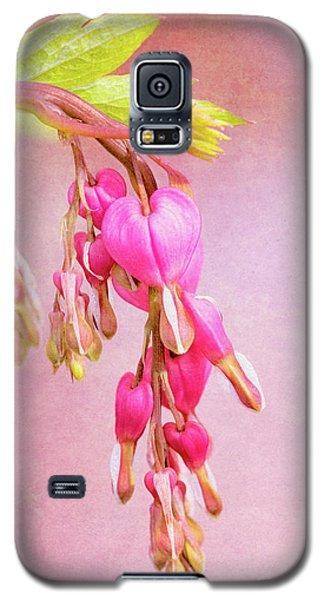 Cascading Bleeding Hearts Galaxy S5 Case