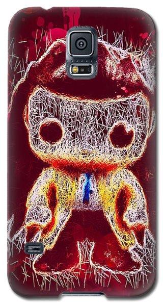 Castiel Supernatural Pop Galaxy S5 Case