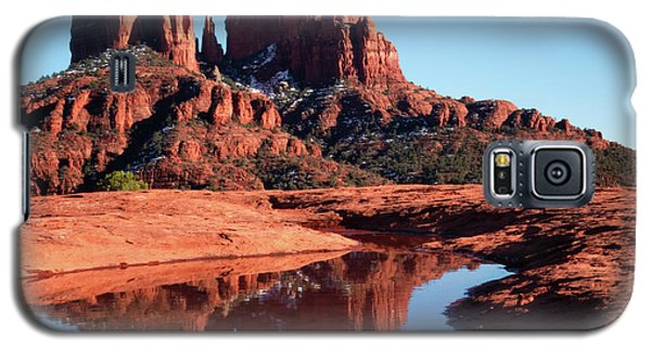 Cathedral Rock Reflection II Galaxy S5 Case