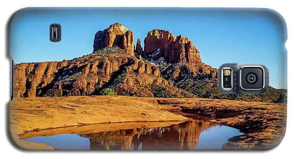 Cathedral Rock Reflection Galaxy S5 Case