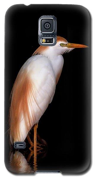 Cattle Egret Galaxy S5 Case