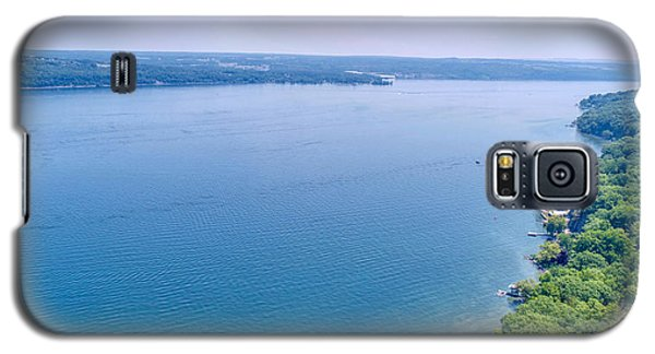 Cayuga From Above Galaxy S5 Case