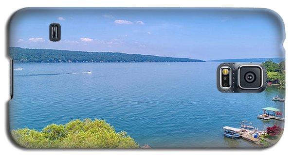 Cayuga Lake Galaxy S5 Case