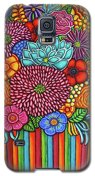 Celebration Bouquet Galaxy S5 Case