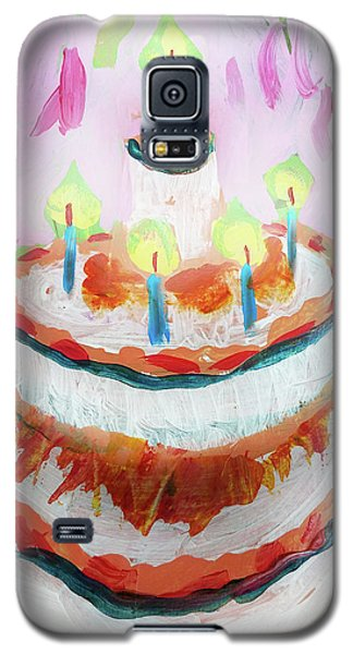 Celebration Cake Galaxy S5 Case