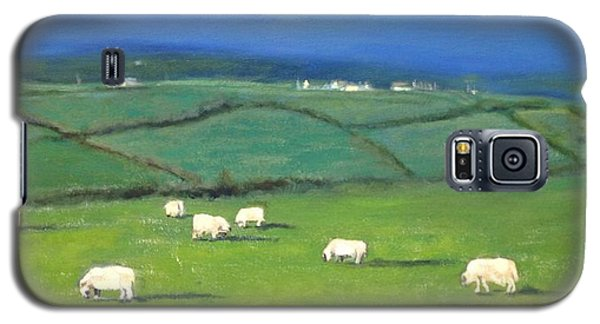 Celtic Sheep Galaxy S5 Case