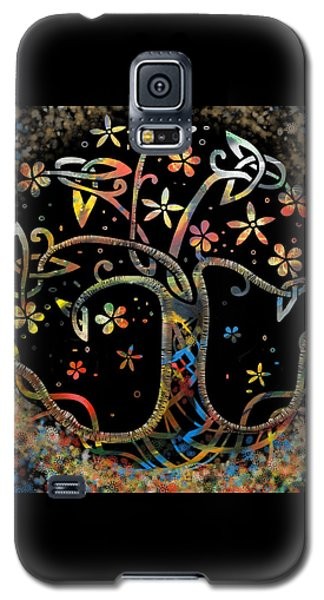 Celtic Tree Of Life Galaxy S5 Case