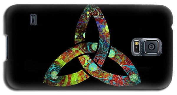 Celtic Triquetra Or Trinity Knot Symbol 1 Galaxy S5 Case
