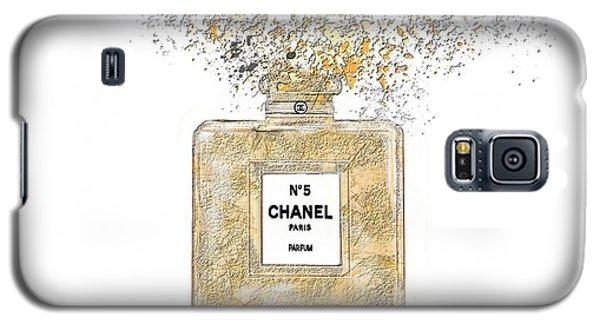 Chanel Explosion Galaxy S5 Case