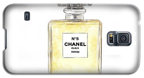 Chanel No. 5  Galaxy S5 Case
