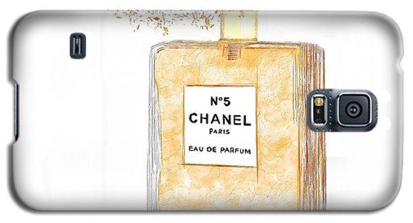 Chanel Splash Galaxy S5 Case
