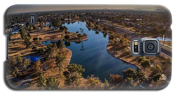 Chaparral Lake Galaxy S5 Case