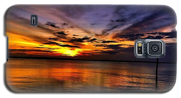 Charleston Gold Galaxy S5 Case