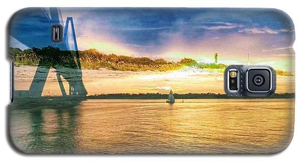 Charleston Harbor Sc Galaxy S5 Case