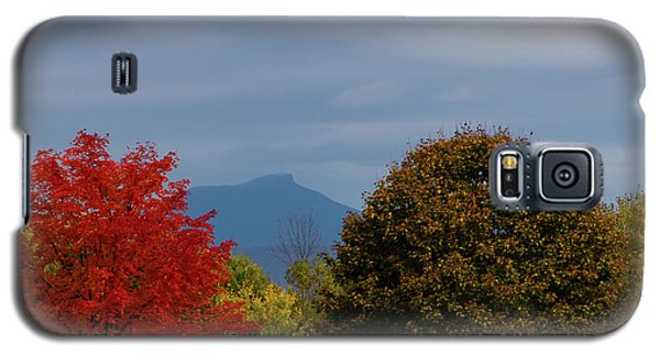Charlotte Vermont View Of Camels Hump Galaxy S5 Case
