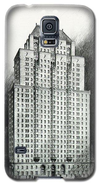 Chateau Crillon Galaxy S5 Case