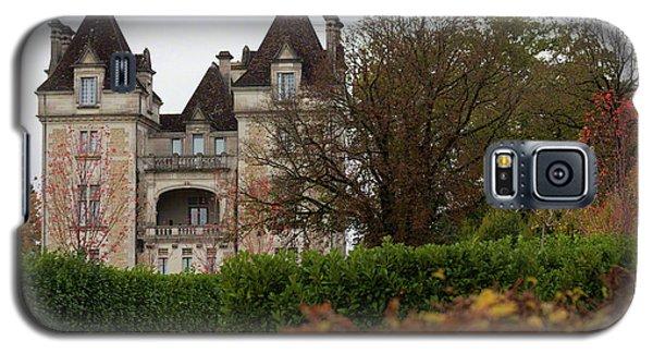 Chateau, Near Beynac, France Galaxy S5 Case