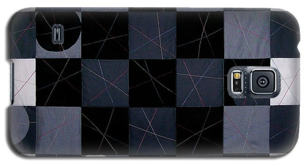 Checkers And Pick-up-sticks Galaxy S5 Case