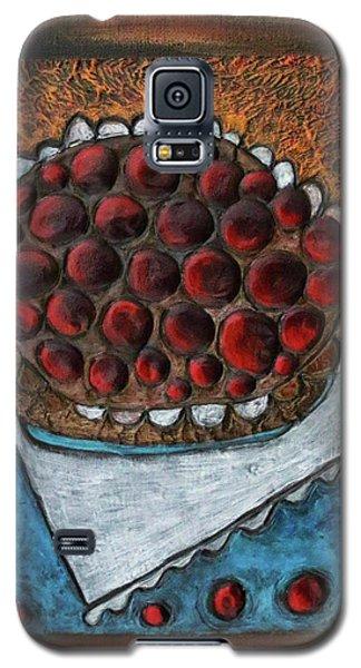 Cherry Pie Galaxy S5 Case