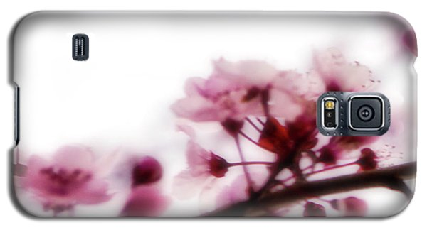 Cherry Triptych Left Panel Galaxy S5 Case