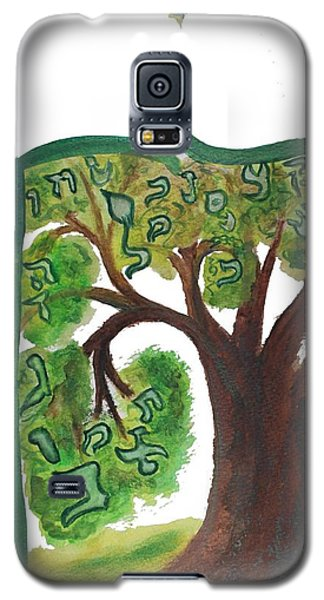 Chet, Tree Of Life  Ab21 Galaxy S5 Case