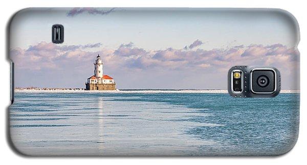 Chicago Harbor Light Landscape Galaxy S5 Case