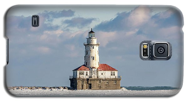 Chicago Harbour Light Galaxy S5 Case