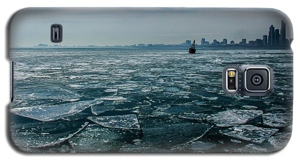 Chicago In Winter Galaxy S5 Case